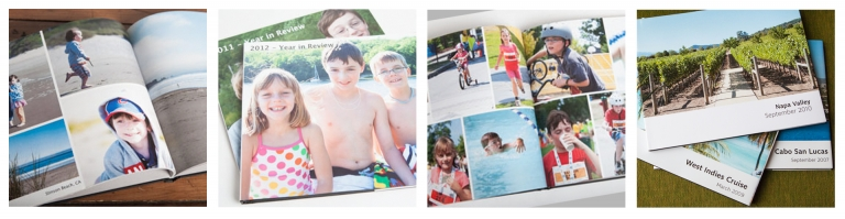 Samples of Photo Books